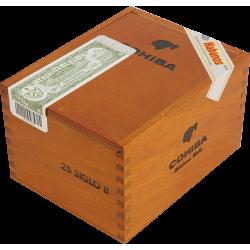 Cohiba Siglo II 25 Cigars