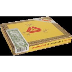 Montecristo No.4 10 Cigars
