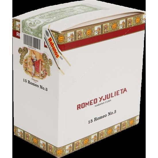Romeo y Julieta Romeo No.3 A/T 3 Cigars