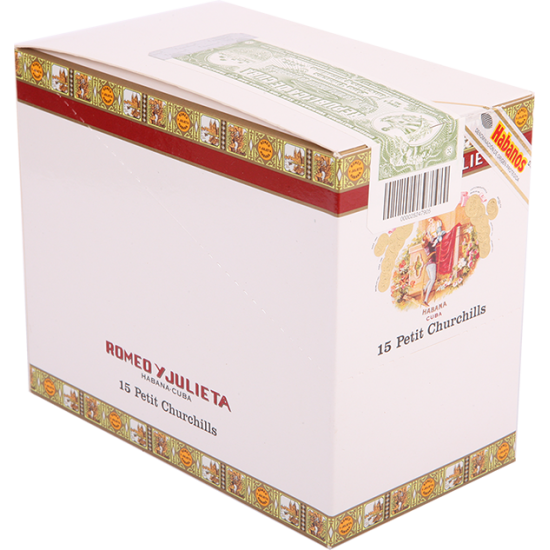 Romeo y Julieta Petit Churchills A/T 3 Cigars