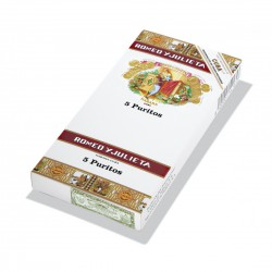 Romeo y Julieta Puritos 5s